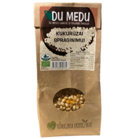 Ekologiški kukurūzai DU MEDU spraginimui, 500 g
