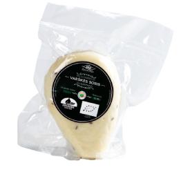Ekologiškas liesas varškės sūris su kmynais EKO ŽEMAITIJA, 1 kg