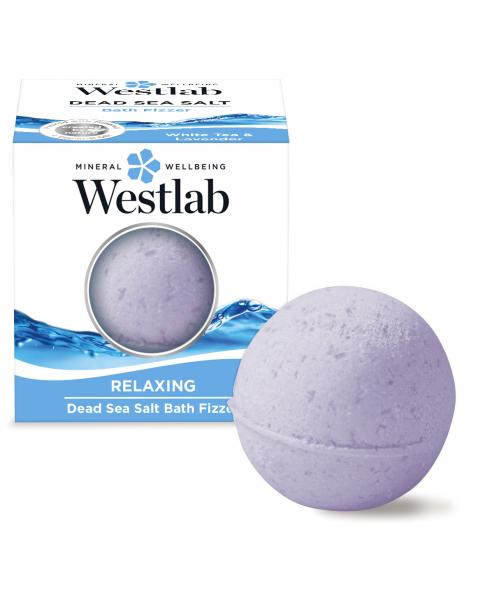 Atpalaiduojamasis burbulas į vonią WESTLAB su Negyvosios jūros druska, 150 g