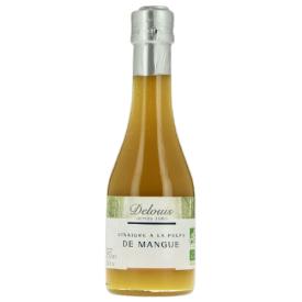 Ekologiškas actas DELOUIS su mangų tyre, 250 ml