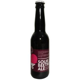 """Alus SAKIŠKIŲ ALUS """"Sour Beetroot Ale / Rūgštusis elis su burokėliais"""" 3,5%, 330 ml"""
