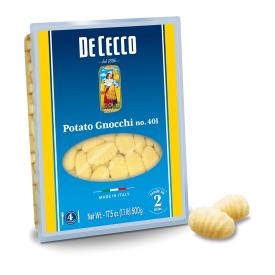 Bulvių kukuliai DECECCO Gnocchi, 500 g