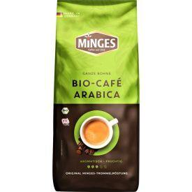 Ekologiškos kavos pupelės MINGES Bio-Cafe Arabica, 1 kg
