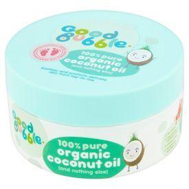 Tyras ekologiškas kokosų aliejus GOOD BUBBLE, 185 g