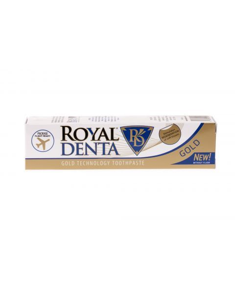 Dantų pasta ROYAL DENTA su auksu, 30 g 2