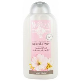 LE PETIT MARSEILIAIS šampūnas ir dušo žėlė su migdolais, 250 ml