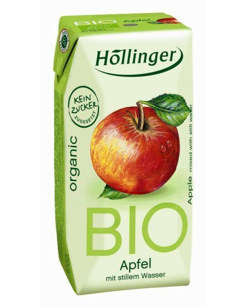 Ekologiškos obuolių sultys HOLLINGER, 200ml