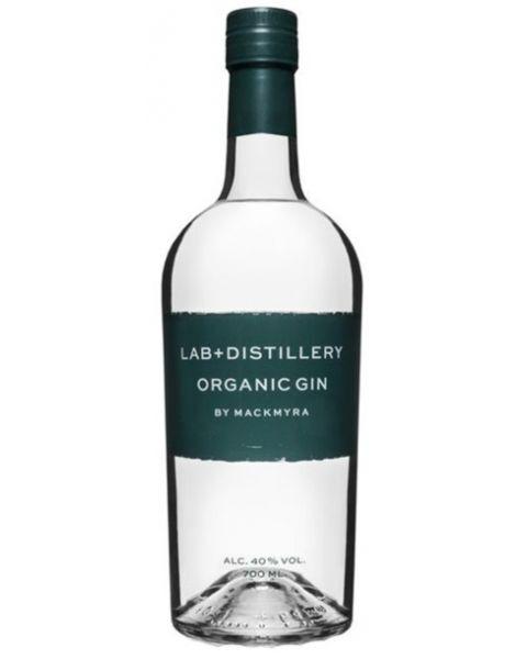 Džinas MACKMYRA LAB DISTILLERY Organic 40%, 500 ml