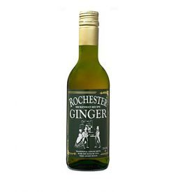 Imbierinis vynas ROCHESTER Ginger (be alkoholio), 245ml