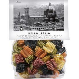 "Spalvoti makaronai BELLA ITALIA ""Spugnette"", 250 g"