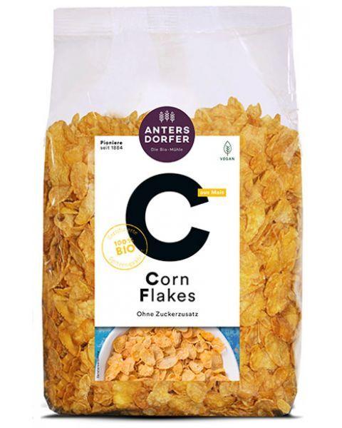 Ekologiški kukurūzų dribsniai ANTERSDORFER, 300 g