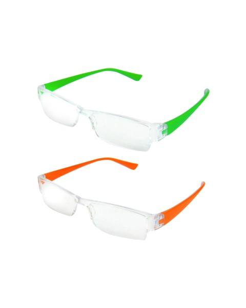 Skaitymo akiniai READY VIEW +2.5x - +3.5x, 1 vnt.