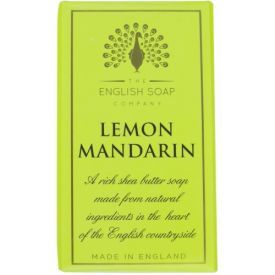 Muilas ENGLISH SOAP Lemon & Mandarin, 200 g