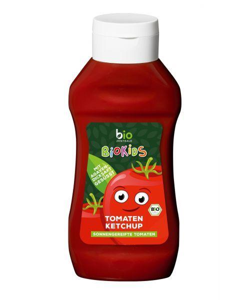 Ekologiškas pomidorų kečupas BIOKIDS, 500 ml