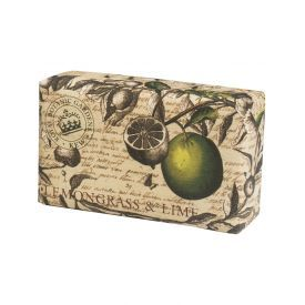 Muilas ENGLISH SOAP Kew Gardens Lemongrass & Lime, 240 g