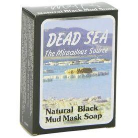 Juodojo purvo muilas MALKI DEAD SEA SOAPS, 90 g