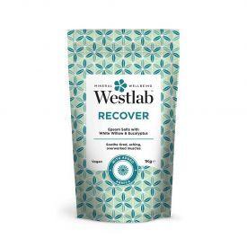 Epsom druska voniai su gluosniais ir eukaliptais WESTLAB, 1 kg