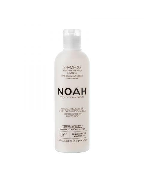 Stiprinamasis šampūnas NOAH su levandomis, 250 ml