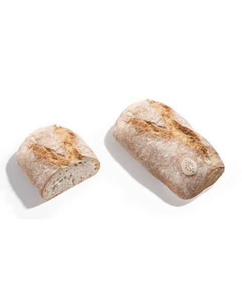 Ekologiška raugintos tešlos šviesi duona PANESCO, 1 vnt