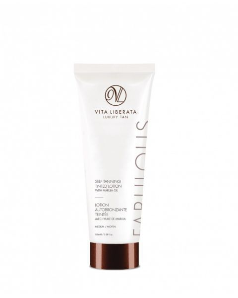 Savaiminio įdegio losjonas VITA LIBERATA Medium, 100 ml