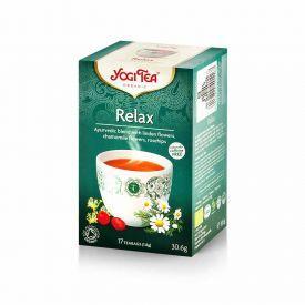 Atpalaiduojanti arbata, Yogi Tea, 30,6g