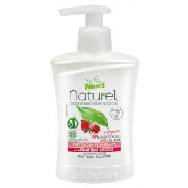 Intymios higienos prausiklis WINNI'S Naturel su granatų vaisių ekstraktais, 250 ml
