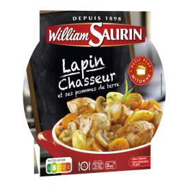 Triušienos troškinys su bulvėmis WILLIAM SAURIN, 280g
