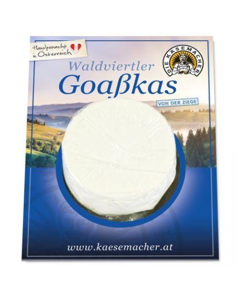"""Ožkos pieno sūris """"Waldviertler"""" DIE KASEMACHER, 120g"""
