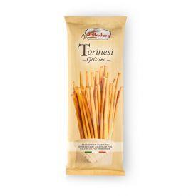 Itališkos duonos lazdelės Torinesi VALLEDORO, 100g