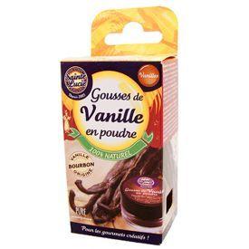 Vanilės milteliai SAINTE LUCIE, 3 g