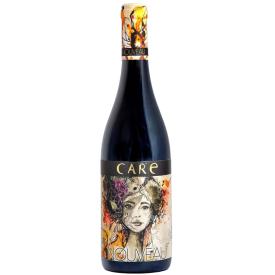 Raudonasis vynas CARE Nouveau 14,5% 750 ml, sausas, božolė