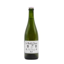 "Biodinaminis putojantis vynas Du Haut Planty ""Le Saint Louis Blanc"" 2017 12%, 750ml"