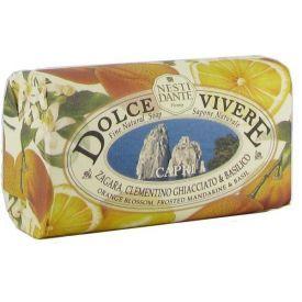 Muilas NESTI DANTE Dolce vivere su apelsino žiedais, mandarino sultimis ir baziliku, 250 g
