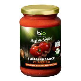 Ekologiškas pomidorų padažas makaronams BIOZENTRALE , 350 g