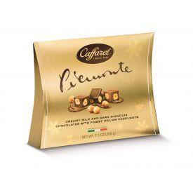 """Šokoladinių saldainių rinkinys CAFFAREL """"Golden Piemonte"""", 200 g"""