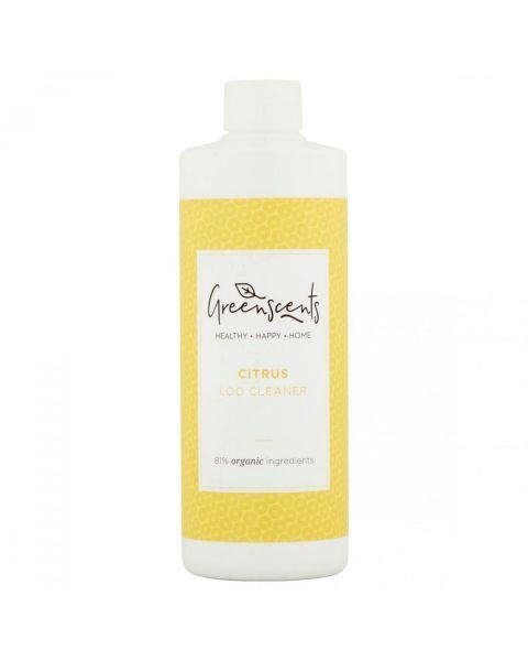 Ekologiškas citrusų kvapo indų ploviklis GREENSCENTS, 400 ml