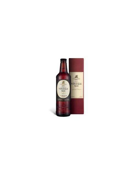 ENGLISH STRONG ALE stiliaus kolekcinis alus Vintage Ale 8,5%, 500 ml