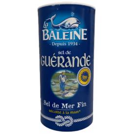 Pilkoji druska LA BALEINE, smulki, 250 g