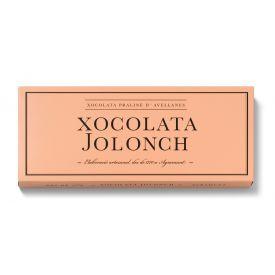 Pieninis šokoladas su lazdyno riešutais JOLONCH, 100g