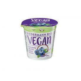 Ekologiškas fermentuotas kokosų pieno desertas su šilauogėmis MOLKEREI, veganiškas, 150g