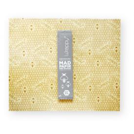 Vaškinio popieriaus lakštas (50x60 cm) WRAPPY, 1 vnt.
