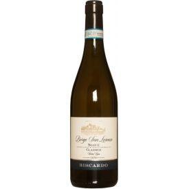 Baltas sausas vynas BISCARDO Borgo San Lorenzo 13%, 750ml