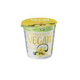 Ekologiškas fermentuotas kokosų pieno desertas su vanile MOLKEREI, veganiškas, 150g