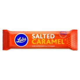Ekologiškas sūrios karamelės vaisinis batonėlis LUBS, 40 g