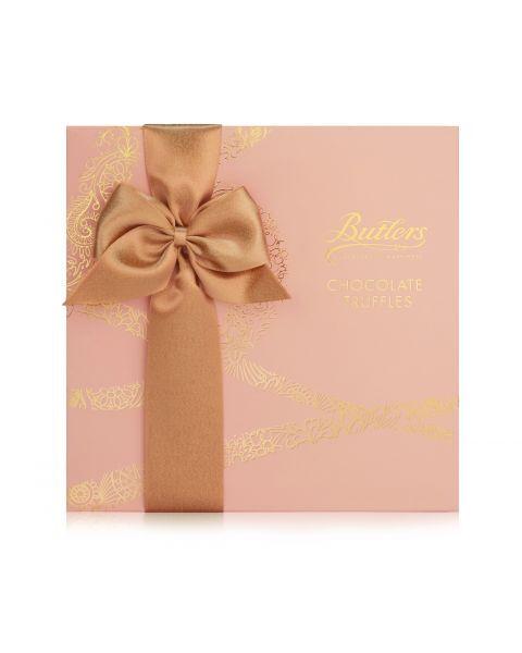 Šokoladinių triufelių rinkinys BUTLERS Pink, 200 g