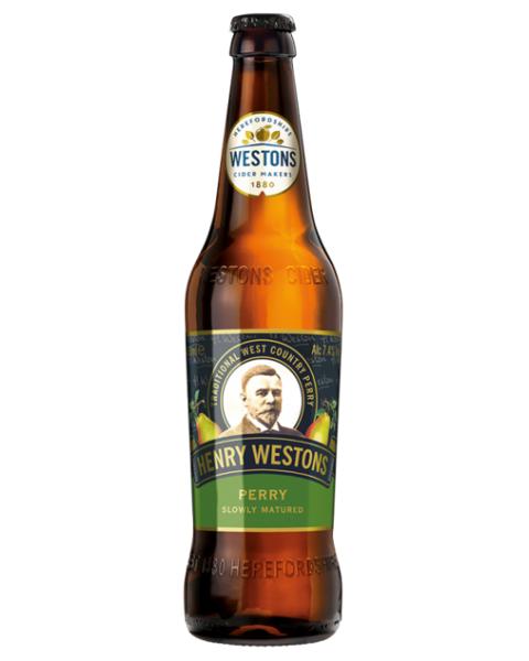 Sidras HENRY WESTONS Vintage Perry 7,4 %, 500ml