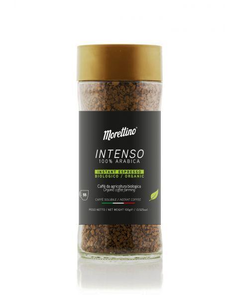 Ekologiška tirpi kava MORETTINO INTENSO, 100 g