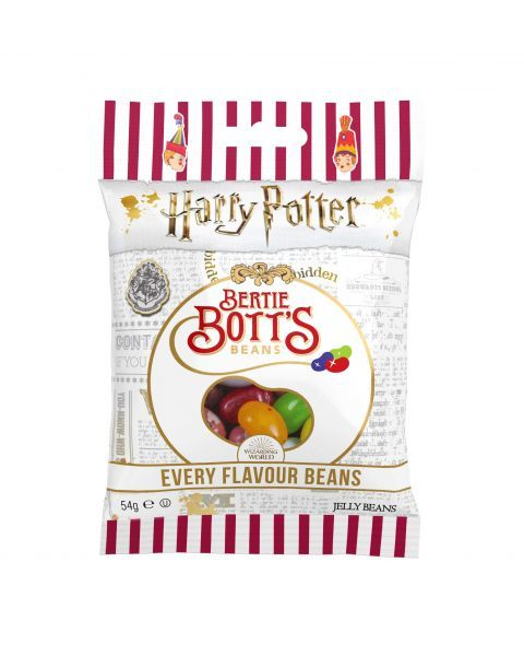 Saldainiai BERTIE BOTTS HARRY POTTER įvairių skonių, 54g