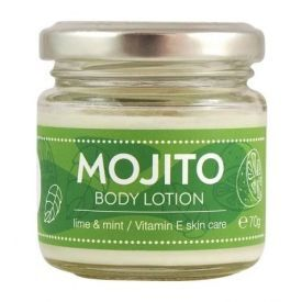 Kūno losjonas su laimo ir mėtų ekstraktais ZOYA GOES PRETTY Mojito, 70 g