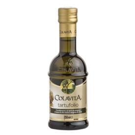Trumų skonio ypač tyras alyvuogių aliejus COLAVITA, 250 ml